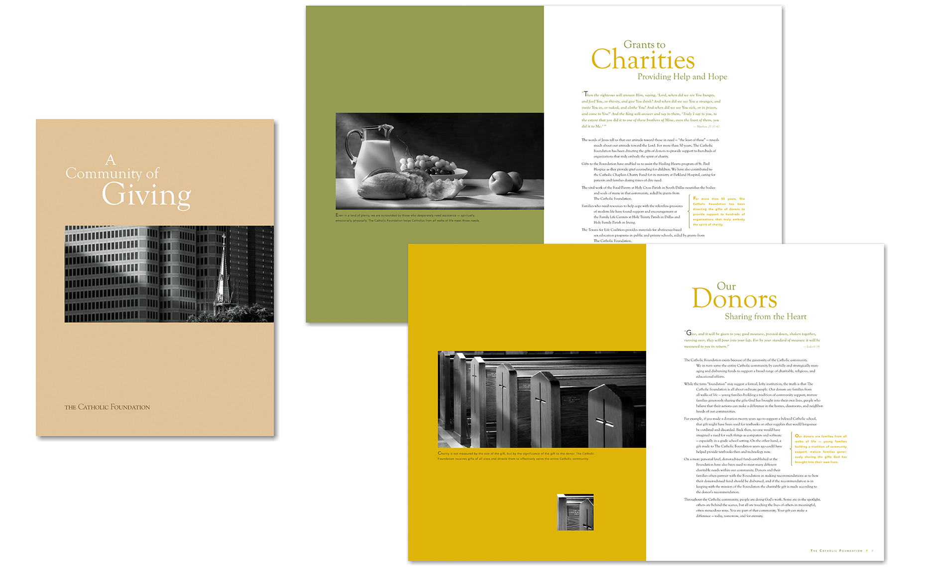 Catholic Foundation Annual Report